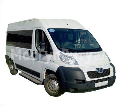 Катафальный микроавтобус Peugeot Boxer