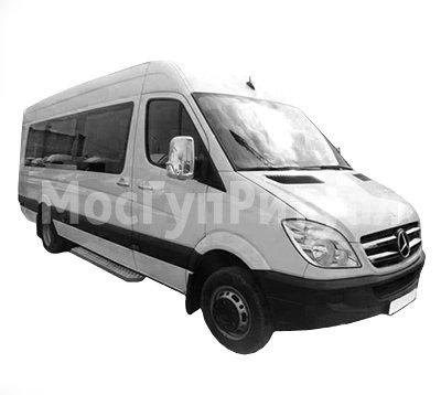 Катафальный микроавтобус Mercedes-Benz Sprinter